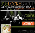 The Joe Locke Group live at Dizzy's
