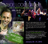 Joe Locke live at Dizzy's